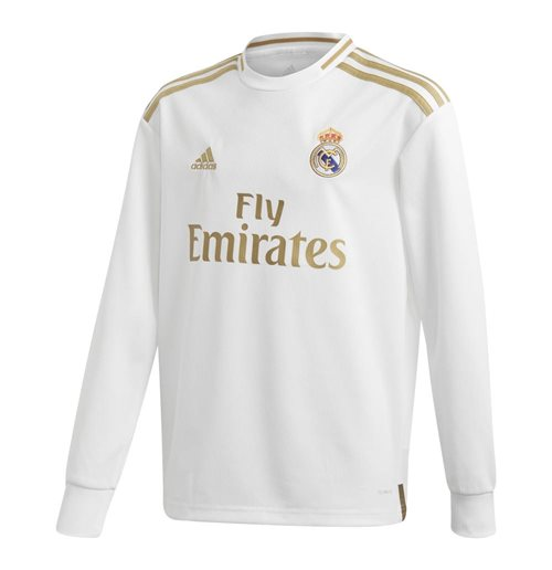 T-shirt manica lunga Real Madrid 2019-2020 Home