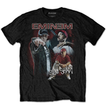 T-shirt Eminem unisex - Design: Shady Homage