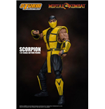 Action Figure 1/12 Mortal Kombat