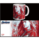 Tazza Captain Marvel 350434