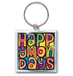 Portachiavi Happy Mondays - Design: Dayglo Logo