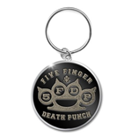 Portachiavi Five Finger Death Punch - Design: Knuckle