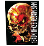 Toppa Five Finger Death Punch - Design: And Justice for None