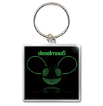 Portachiavi Deadmau5 - Design: Green Head