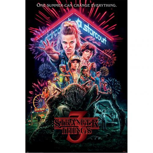 Poster Stranger Things 351337