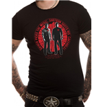 T-shirt Supernatural - Design: Cakehole