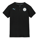 Polo Manchester City 2019-2020 (Nero)