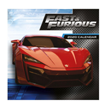 Calendario Fast and Furious 352516