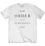 T-shirt New Order unisex - Design: Substance