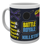 Battle Royale - Infographic (Tazza)
