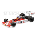 McLAREN FORD M23 TEXACO JOCHEN MASS 1975
