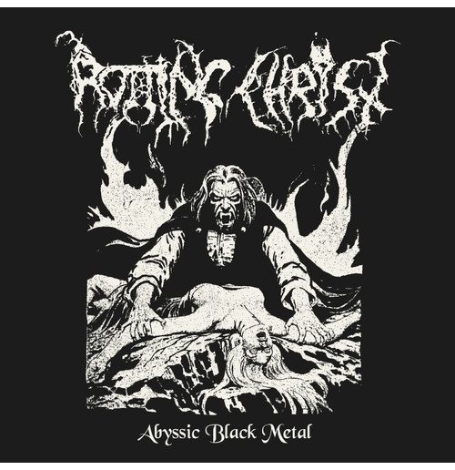 Vinile Rotting Christ - Abyssic Black Metal