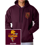 Felpa Harry Potter - Design: House Gryffindor
