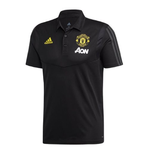 Polo Manchester United 2019-2020 (Nero)