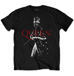 T-shirt Queen unisex - Design: Freddie Crown