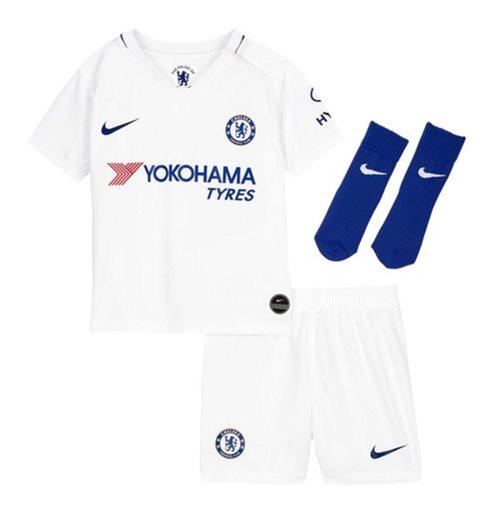 Kit da calcio per bambino Chelsea 2019-2020 Away