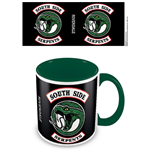 Riverdale (South Side Serpents) Green Inner C Mug (Tazza)