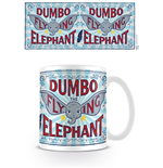 Dumbo Movie (The Flying Elephant) Tazza