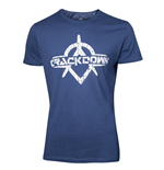 Crackdown - Logo Black (T-SHIRT Unisex )