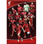 Liverpool - Players 18/19 (Poster Maxi 61x91,5 Cm)