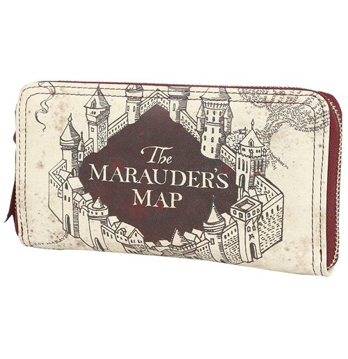 Harry Potter: Maurauders Map (Borsa)