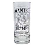 One Piece - Glass Luffy Wanted