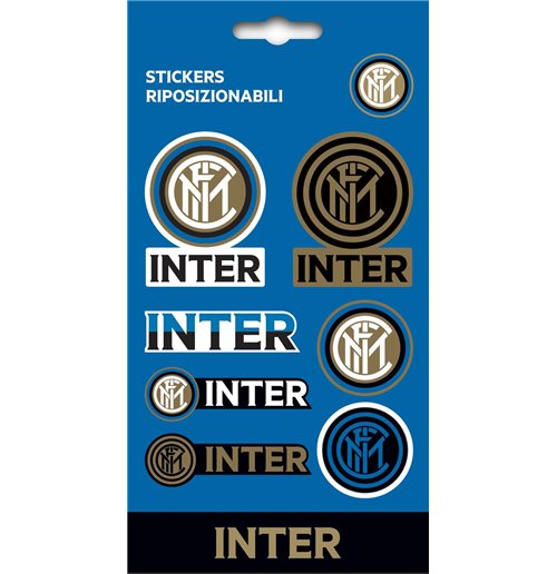 Imagicom Wallint102 - Inter Pvc Sticker Logos