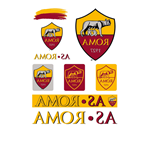 Imagicom Tattrom01 - As Roma Tattoo Logo