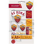Imagicom Puffrom01 - As Roma Puffy Stickers Logo