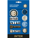 Imagicom Puffint01 - Inter Puffy Stickers Logo