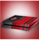 Imagicom Ps4Mil01 - Ac Milan Skin For Ps4 Console