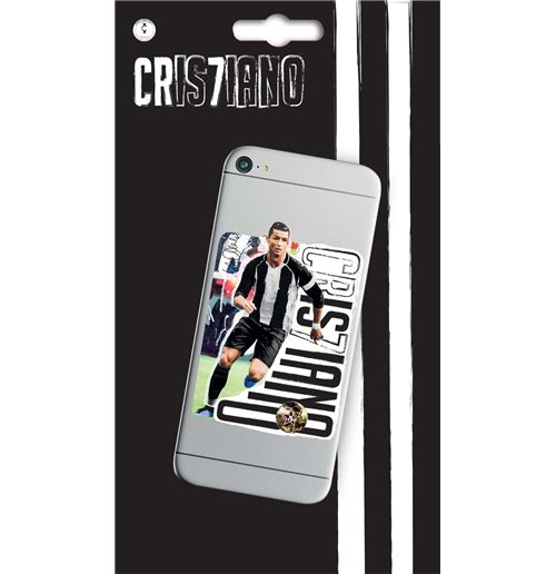 Imagicom Phonesid07 - Cristiano Sticker For Mobile