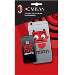 Imagicom Phonemil02 - Ac Milan Stickers For Mobile Graphic