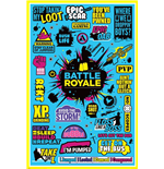 Battle Royale (Infographic) Maxi Poster Pyr Posters/Prints