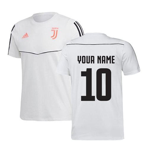 T-shirt Juventus 2019-2020 personalizzabile