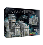 Wrebbit W3D-2018 - Game Of Thrones - 3D Puzzle 910 Pz - Winterfell