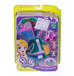 Mattel GDK81 - Polly Pocket - Playset Tascabile - Spa