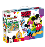 Puzzle In Bag 60 Mickey