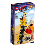 Lego 70823 - Lego Movie 2 - Il Triciclo Di Emmet