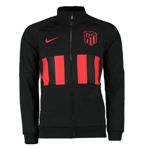 Felpa Atletico Madrid 2019-2020 (Nero)