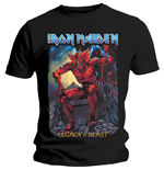 T-shirt Iron Maiden unisex - Design: Legacy of the Beast 2 Devil