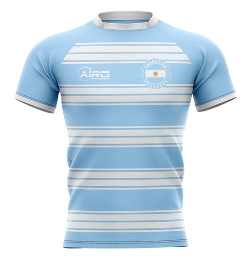 T-shirt Argentina rugby 2019-2020 Home