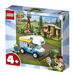 Lego 10769 - Juniors - Toy Story 4 - Vacanza In Camper