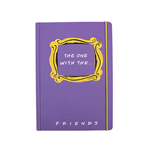 Friends (The One With The) A4 Notebook