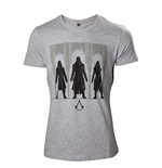 ASSASSIN'S CREED: Group Of Assassin Black (T-SHIRT Unisex )