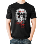T-shirt Friday The 13TH - Design: Mask