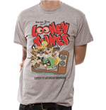 T-shirt Looney Tunes - Design: Retro Tv