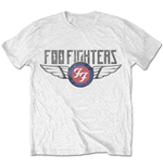 T-shirt Foo Fighters unisex - Design: Flash Wings