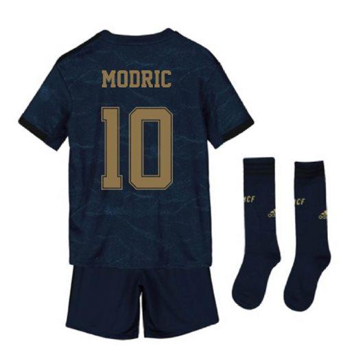 Kit da calcio per bambino Real Madrid 2019-2020 Away