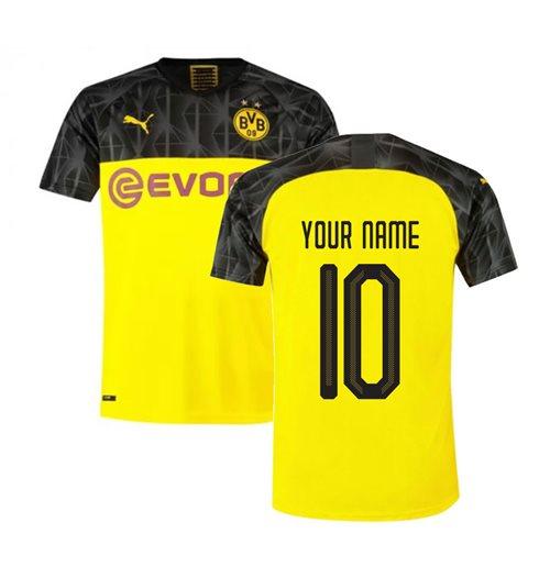Maglia 2019/20 Borussia Dortmund 2019-2020 Home personalizzabile